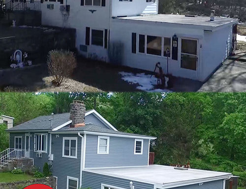 Honey Do Men: New Siding, New Roof, New House
